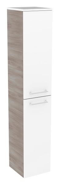 """Hochschrank """"Lima"""" Steinesche/Weiß 30,5 cm breit von FACKELMANN"""
