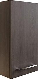 """Hängeschrank """"RONDO"""" Eiche Cognac 35cm breit von FACKELMANN"""