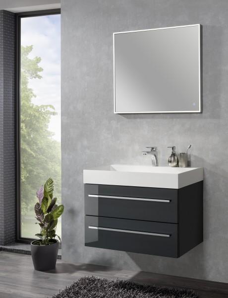 Set LZ150 mit Spiegelelement Grafit von Lanzet