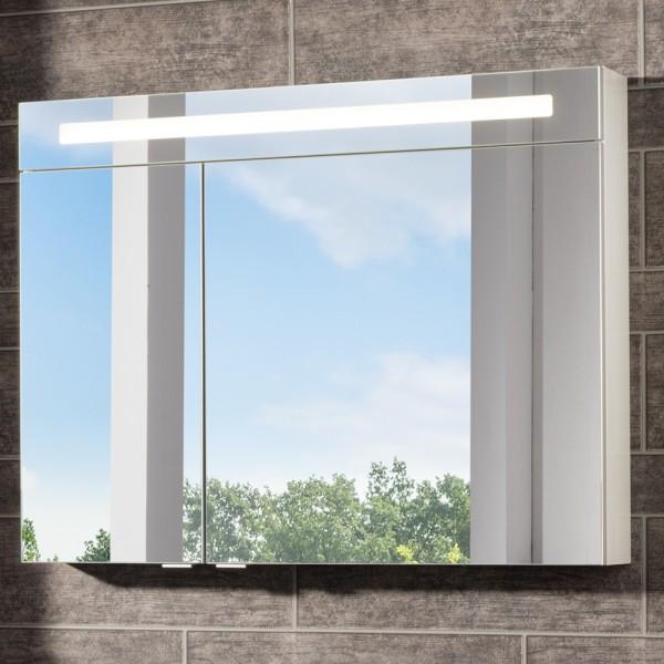 Spiegelschrank B.clever 90cm breit von FACKELMANN