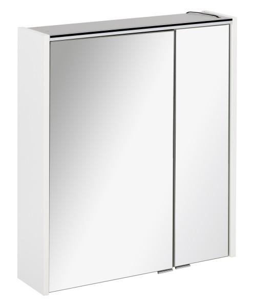 Spiegelschrank DENVER Weiß 60 cm breit von FACKELMANN