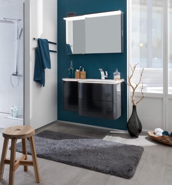 Spiegelschrank - EKKO - 100cm Breit - rechts