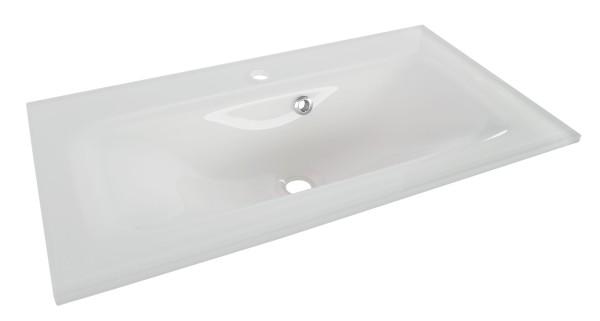 Glasbecken 80 cm breit von FACKELMANN