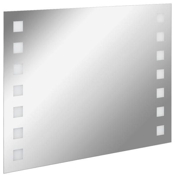 Spiegelelement Karo Light 100cm breit von FACKELMANN