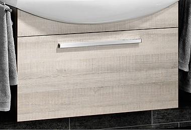 """Waschtisch-Unterschrank """"A-VERO"""" Eiche 99 cm breit von FACKELMANN"""