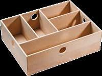 Schubkastenbox Ordnungssystem 23cm tief