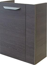 """Mini-Waschtisch-Unterschrank """"LAVELLA"""" Eiche Cognac 44cm breit von FACKELMANN"""