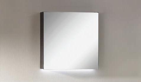 Spiegelschrank - Leuchte L8 - 1 Tür, 60cm Breit