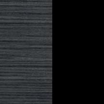 VEDRO Waschtisch 50cm Dark Oak/Schwarz