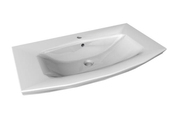 Keramik-Waschtisch 90 cm breit von FACKELMANN