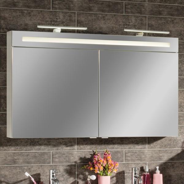 Spiegelschrank B.clever 120cm breit von FACKELMANN