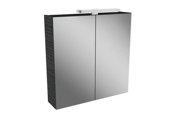 Spiegelschrank - Leuchte L2 LED - 2 Türen, 60cm Breit