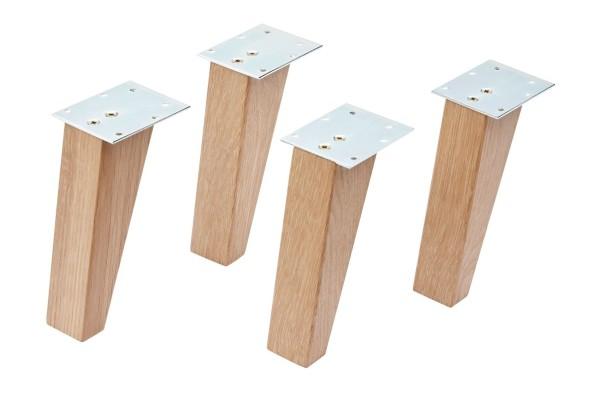 Holzfüße 15 cm hoch von FACKELMANN