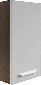 """Hängeschrank """"LAVELLA"""" Eiche Cognac/Weiss 35cm breit von FACKELMANN"""