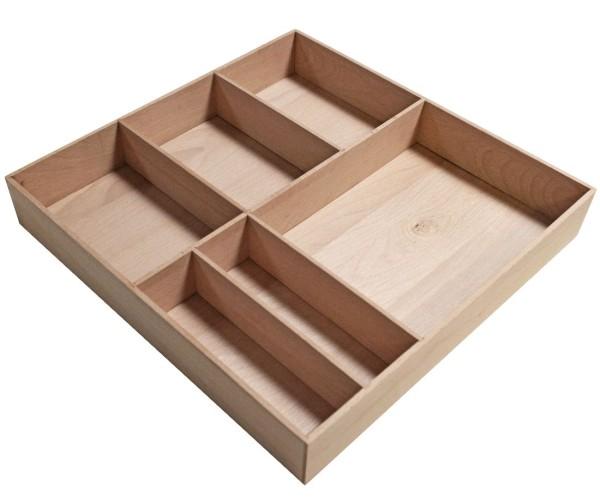 Organisations-Box Buchenholz von FACKELMANN