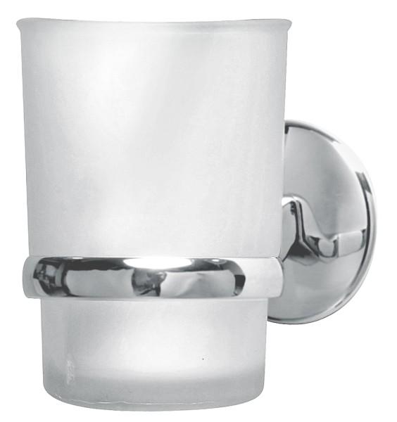 VISION Glas mit Halter von FACKELMANN