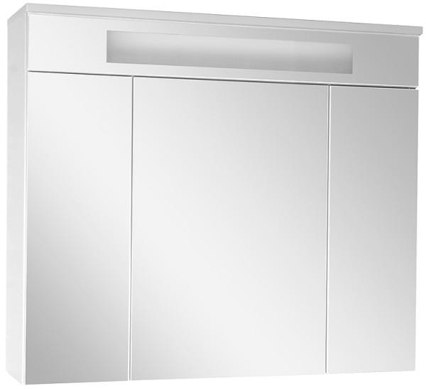"""Spiegelschrank """"KARA 80"""" 80 cm breit von FACKELMANN"""
