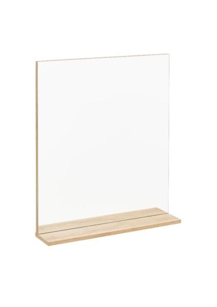 Spiegelelement mit Ablage 60cm breit von FACKELMANN