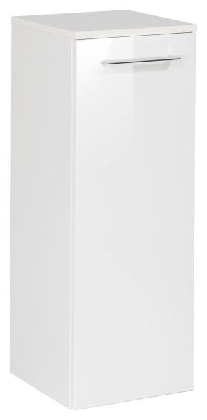 """Midischrank """"B.perfekt"""" Weiss 30 cm breit von FACKELMANN"""