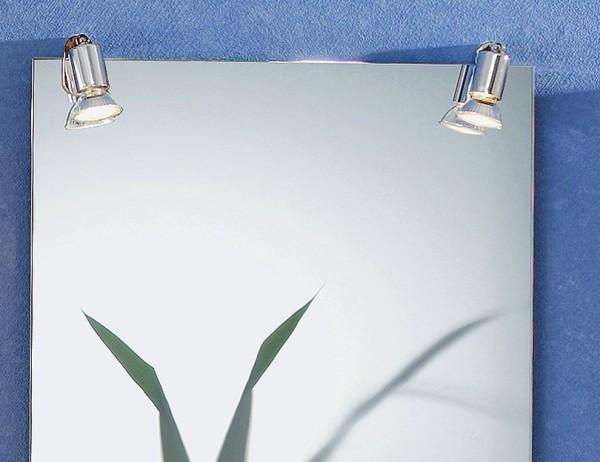 Klemmspot-Spiegelbeleuchtung von FACKELMANN