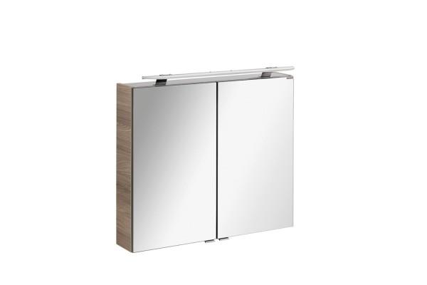 """LED-Spiegelschrank """"Luxor"""" Steinesche 80 cm breit von FACKELMANN"""