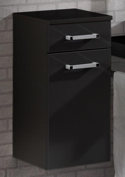 Unterschrank 1 Tür und 1 Schublade, 30cm breit von Lanzet