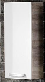 """Hängeschrank """"A-VERO"""" Eiche/Weiss 35 cm breit von FACKELMANN"""