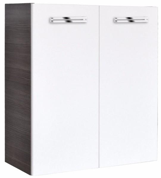 """Mini-Waschtisch-Unterschrank DS """"COMO"""" Pinie-Anthrazit/Weiss 52cm breit von FACKELMANN"""
