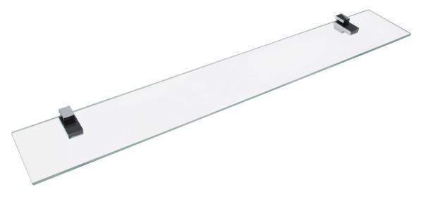 Glasablage 80 cm breit von FACKELMANN