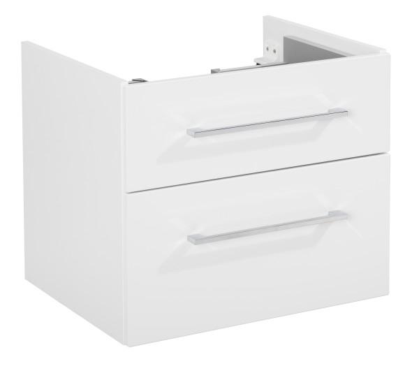 Waschtisch-Unterschrank HYPE Weiß 60 cm breit von FACKELMANN