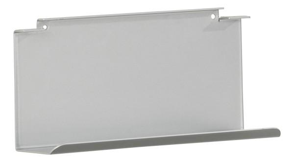Ablage für Glasboden 20cm breit von FACKELMANN