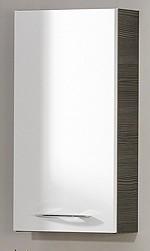 """Hängeschrank """"VADEA"""" Pinie-Anthrazit/Weiss 35 cm breit von FACKELMANN"""