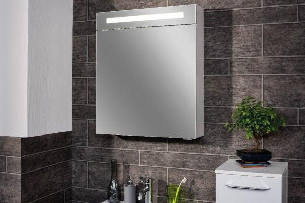 Spiegelschrank B.clever 60cm breit von FACKELMANN