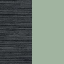 VEDRO Waschtisch 50cm Dark Oak/Mint