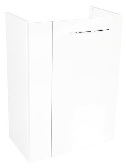 """Gäste-WC Waschtisch-Unterschrank """"VADEA"""" Weiss 44 cm breit von FACKELMANN"""